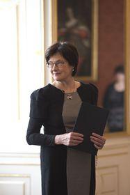 Eva Zažímalová, photo: CTK