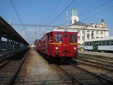 La gare de Hradec Králové, photo: PhDr. Zbyněk Zlinský, CC BY-SA 3.0