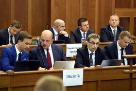 Creditors of the OKD mining company, photo: ČTK