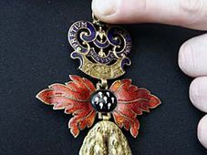 L'Ordre de la Toison d'or, photo: CTK