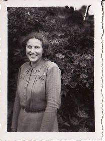 Zuzana in Naestved, photo: archive of Judita Matyášová