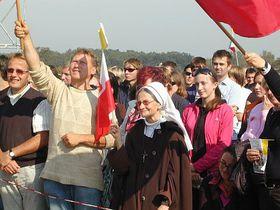 La peregrinación de San Venceslao en Stará Boleslav, foto: Archivo de Radio Praga