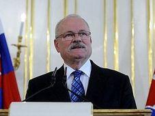 Le président slovaque Ivan Gašparovič