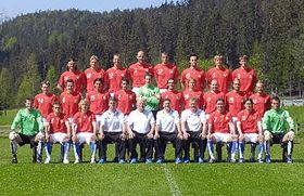 Czech football team, photo: CTK