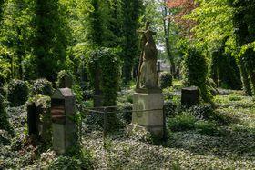 Евангелическое кладбище Страшнице, фото: Иозеф Славичек