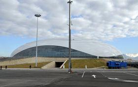Bolshoi Ice Dome, Sochi, foto: ČTK