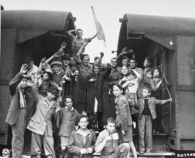Children of Buchenwald, photo: Public Domain