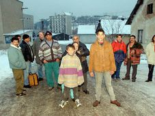 Roma in Slovakia, photo: CTK