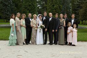 Сериал Чешского телевидения «Первая Республика» (Фото: Чешское Телевидение)