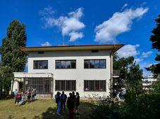 In dieser Villa im Prager Stadtteil Dejvice entsteht ein Zentrum für Roma und Sinti (Foto: ČTK / Vít Šimánek)