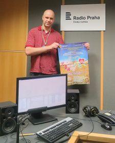 Роман Маца, Фото: Катерина Айзпурвит, Чешское радио - Радио Прага