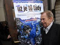 Ex presidente Václav Havel, foto: ČTK