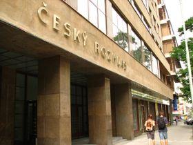 Edificio de la Radio Checa, foto: Kristýna Maková