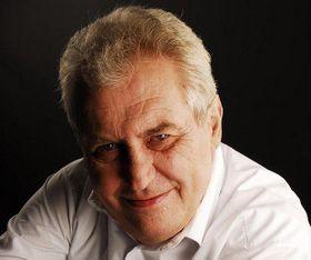 Miloš Zeman, foto: Archivo de SPOZ