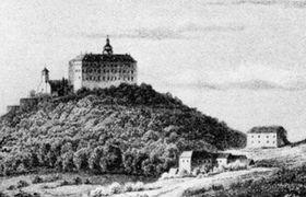 Замок Зелена Гора