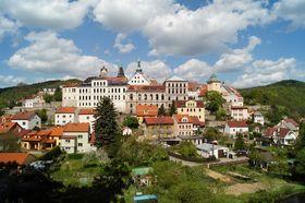 Castillo de Loket, foto: Miloš Turek