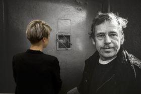 La vida de Václav Havel en fotografías de Tomki Němec, foto: ČTK