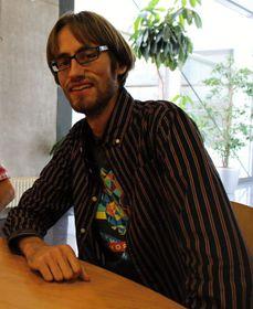 Vítek Ježek, photo: Martina Pavloušková