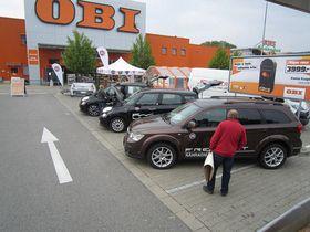OBI (Foto: Offizielle Facebook-Seite von OBI)