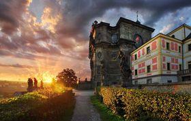 Barokní hospital Kuks, foto: Revitalizace Kuks