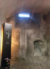 The crypt, photo: Martina Bílá