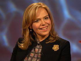 Dagmar Havlová (Foto: Tschechisches Fernsehen)