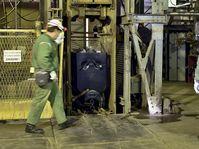 La mine d'uranium à Rožná, photo: ČTK
