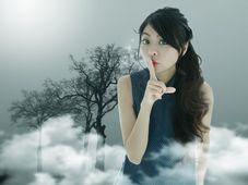 Still sein - být zticha (Foto: Enrique Meseguer, Pixabay / CC0)
