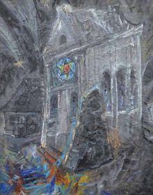 «Синагога». Автор: Михаил Щиголь