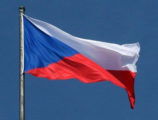 Czech flag, photo: Public Domain