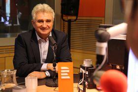 Milan Štěch, foto: Jan Bartoněk, archiv ČRo