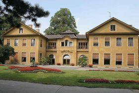 «Президентский домик» Эдварда Бенеша, фото: Prazak CC BY 2.5