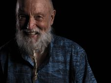 Terry Riley, photo: archive of Strings of Autumn festival