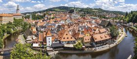 Český Krumlov, foto: Felix Mittermeier, Pixabay / CC0