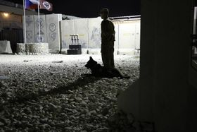Bagram, photo : Site officel du ministère de la Défense