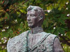 Памятник Карла I на Мадейре, фото: Луис Мигель Бугайо Санчес, Wikimedia Commons, CC BY-SA 4.0