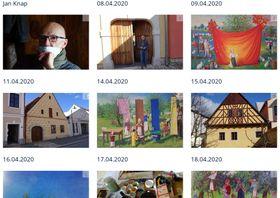 Online-Ausstellung des tschechischen Künstlers Jan Knap (Foto: Archiv Centrum Bavaria Bohemia)