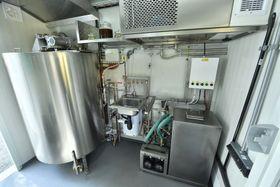 Пивоварня в контейнере, Фото: ЧТК