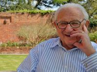 Nicholas Winton, photo: Czech Television