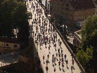 Международный марафон в Праге (Фото: ЧТК)