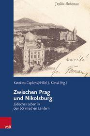 «Между Прагой и Микуловом. Евреи в чешских землях», фото: Verlag Vandenhoeck & Ruprecht