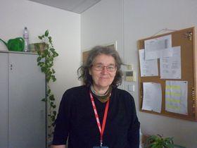 Klára Salzmann, foto: Zdeňka Kuchyňová
