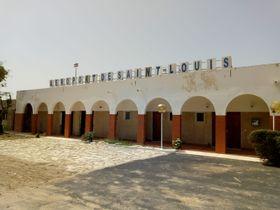 L'aéroport de Saint-Louis au Sénégal, photo: Ilja Mazánek Jr