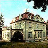 The presidential villa, photo: IDNES.cz, 30.1.2004