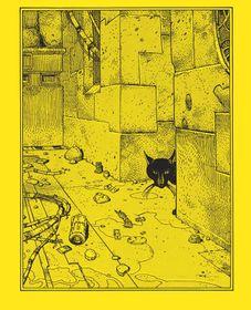 Jodorowského Oči kočky, zdroj: nakladatelství Argo
