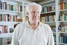 Alain Badiou, photo: Site officiel de l'Institut français de Prague