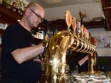 La Cervecería Monasterial de Strahov, foto: Ondřej Tomšů