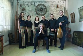 Naghash Ensemble (Foto: Garegin Aghabekjan, Wikimedia Commons, CC BY 4.0)