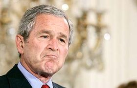 Presidente estadounidense, George W.Bush (Foto: CTK)