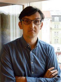 Kamil Vacek, foto: archiv Vodafone Nápad roku